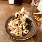 前之園 - 海鮮納豆