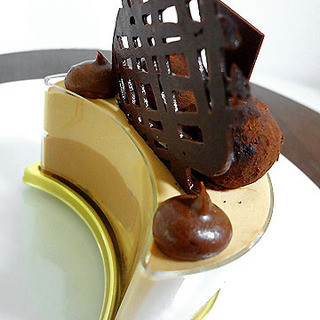 KENZO - 料理写真:ショコラ ド ショコラ