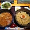 麺工房おおにし - 料理写真:つけ麺丼セットミニ焼豚丼