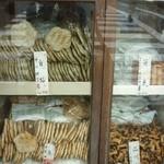 江戸あられ 竹仙 - お煎餅色々