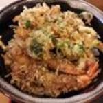 天ぷら よしおか - 天丼