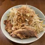 立川マシマシ - 中ラーメン ¥780