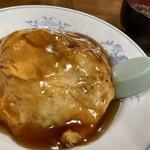 中華 大八 - 料理写真:天津丼。