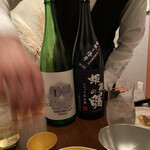 割烹 鼎 - お酒
