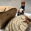 カルパ - 料理写真:パンコンプレ&ライ麦パン~☆