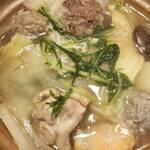 Chankotomoegata - 味噌チャンコ