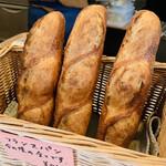 144254382 - ・フランスパン 僕の今の全てです