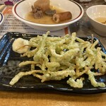 144255151 - スルメの天ぷら