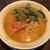たっぷり野菜のベトナム食堂 SAIGON CAFE - トムヤムクン麺