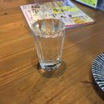 魚河岸酒場FUKU浜金 - 日本酒は醴泉(れいせん)でキリッとして美味い。