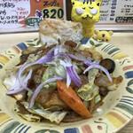 順園 - 料理写真:色鮮やかな爆肉