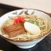 丸三(まるみつ)冷し物店 - 料理写真:沖縄そば 650円