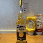 GREAT ESCAPE - ・コロナビール 400円/税抜 ※期間限定価格