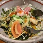 串八 - 海鮮サラダ