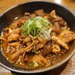 御影郷 福寿 - どて味噌焼き