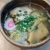 回転寿司 余市番屋 - 料理写真:塩ラーメン
