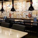 赤坂韓国料理・焼肉 兄夫食堂 - ランチがガラガラ