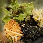 赤坂韓国料理・焼肉 兄夫食堂 - 味がない