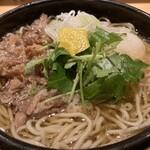 横川橋 康次郎 - おろし肉蕎麦