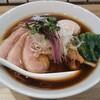 中華ソバ ビリケン - 料理写真:中華ソバ味玉入り