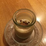 横川橋 康次郎 - 蕎麦茶プリン