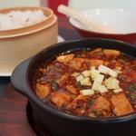 四川菜麺 紅麹屋 - 成都麻婆豆腐