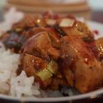 四川菜麺 紅麹屋 - ライスオン!