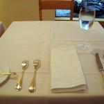 マルミトン - テーブルセット