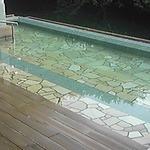 14428299 - とても広い露天風呂です。