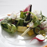 ベルクール - 季節の野菜、いろいろな調理法で