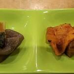赤坂韓国料理・焼肉 兄夫食堂 - パンチャ