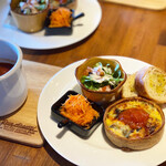 クイーンズ スープ カフェ -