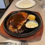 レストランあんどう - レストラン あんどう@紋別 ランチ ポークステーキ(洋風)