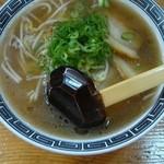 らーめん 川當 - 醤油ラーメン