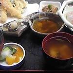 ちゃんこ 萩乃井 - 昼食の内容です。