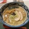 井戸端よしお - 料理写真:塩中華そば ¥840