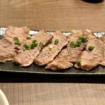 焼肉・韓国料理 KollaBo - 別盛りの炙りチャーシュー