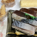佐近 - 鯖寿司とおばんざい