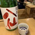 ぬる燗 ぞっこん 離れ - 陸奥 八仙(特別純米)   青森県