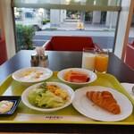 ビストロ ドゥ ラ メール - 料理写真:おはようございます(^o^)/