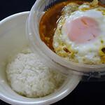 サイアム オーキッド - ガパオ(鶏ひき肉のガパオ炒めごはん)