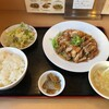 味遊 - 料理写真:油淋鶏定食(750円)