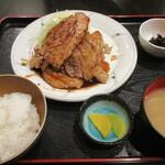 長咲や - 焼肉定食!