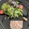 ヴェレゾン - 料理写真:前菜、パテドカンパーニュ。