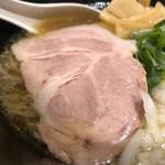 麺道楽 神楽や - 『濃潤白湯鶏そば』820円