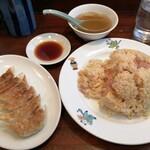144309023 - 炒飯&餃子