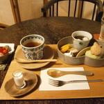 中川政七茶房 - 和のおもてなしプレート