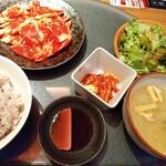 韓の台所 別邸 -