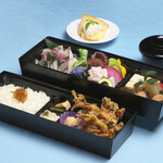 IKOI japanesecuisine - お持ち帰り   淡路海幸弁当