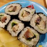 寿司虎  - 鯖鉄火
